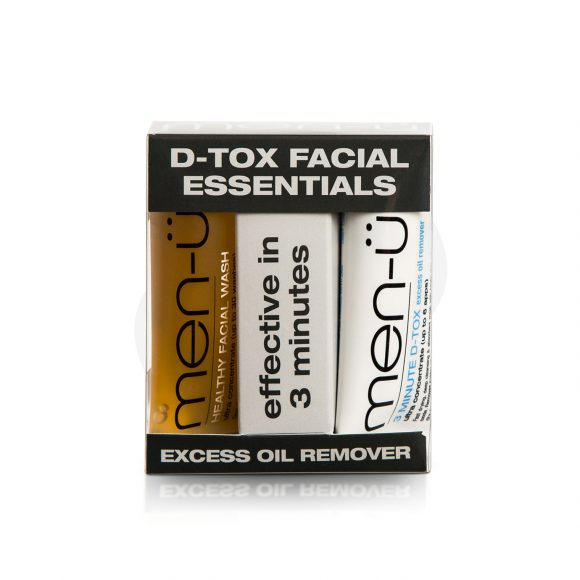 D-TOX Facial Essentials 2x15ml