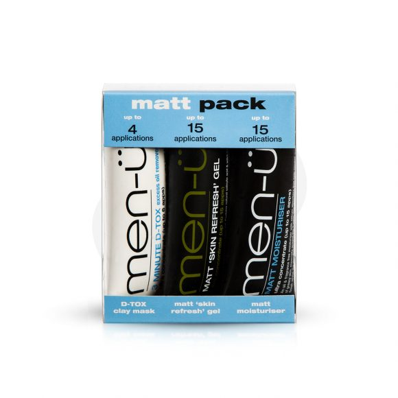 Matt Pack 3x15ml