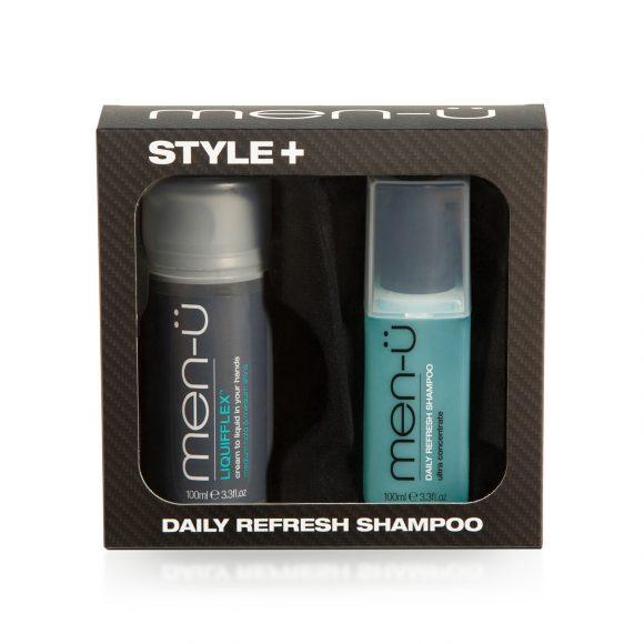 Style+ Daily Refresh Shampoo (Liquifflex)