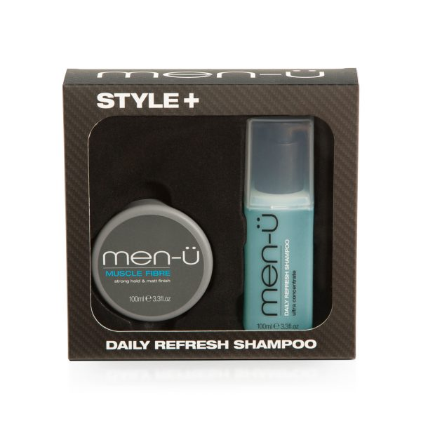 Style+ Daily Refresh Shampoo (Muscle Fibre)