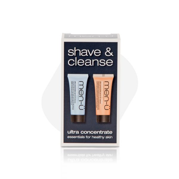 Shave & Cleanse Duo (2x15ml)
