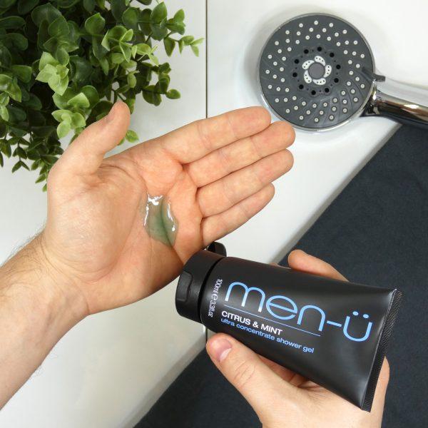 Citrus & Mint Shower Gel 100ml